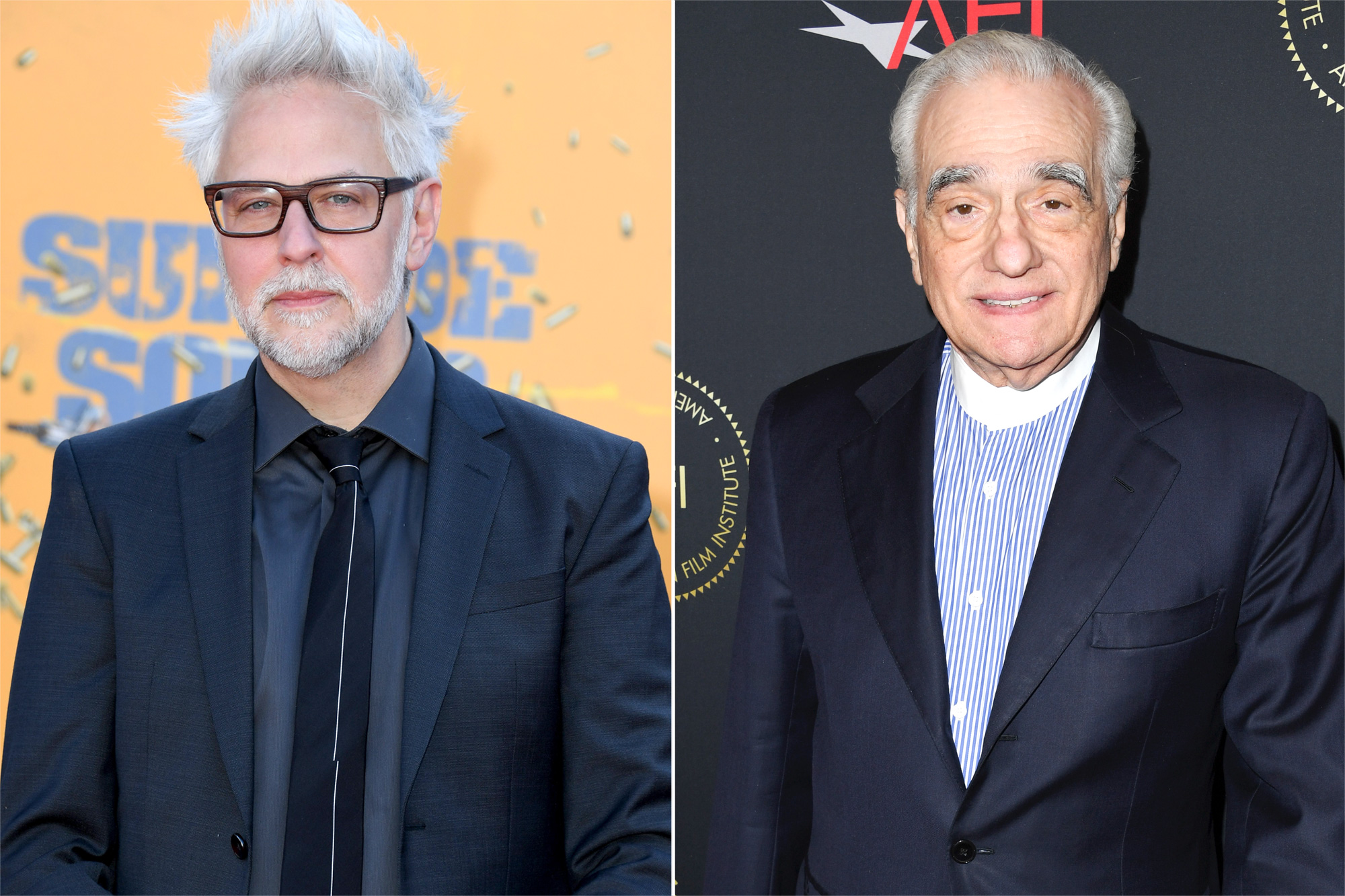 James Gunn says Martin Scorsese bashed Marvel movies to get press | EW.com