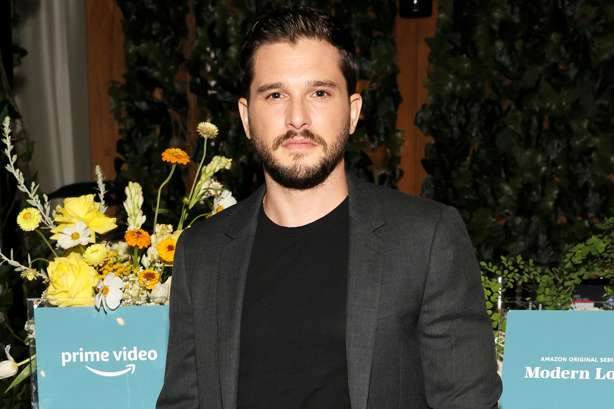 """Kit Harington attends the """"Modern Love"""" Season 2 Cast and Creator Dinner at the Edition Hotel on July 29, 2021 in New York City."""