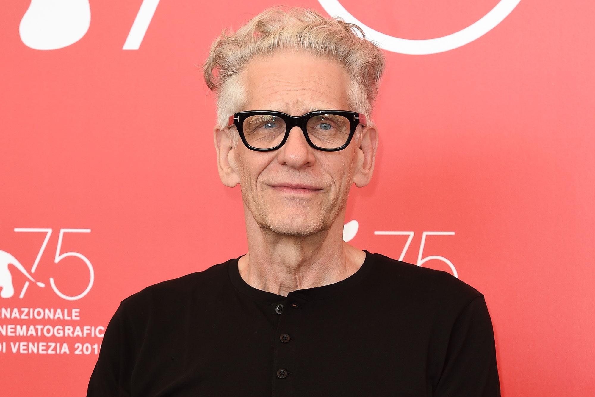 Legendary filmmaker David Cronenberg on his role in Slasher: Flesh & Blood