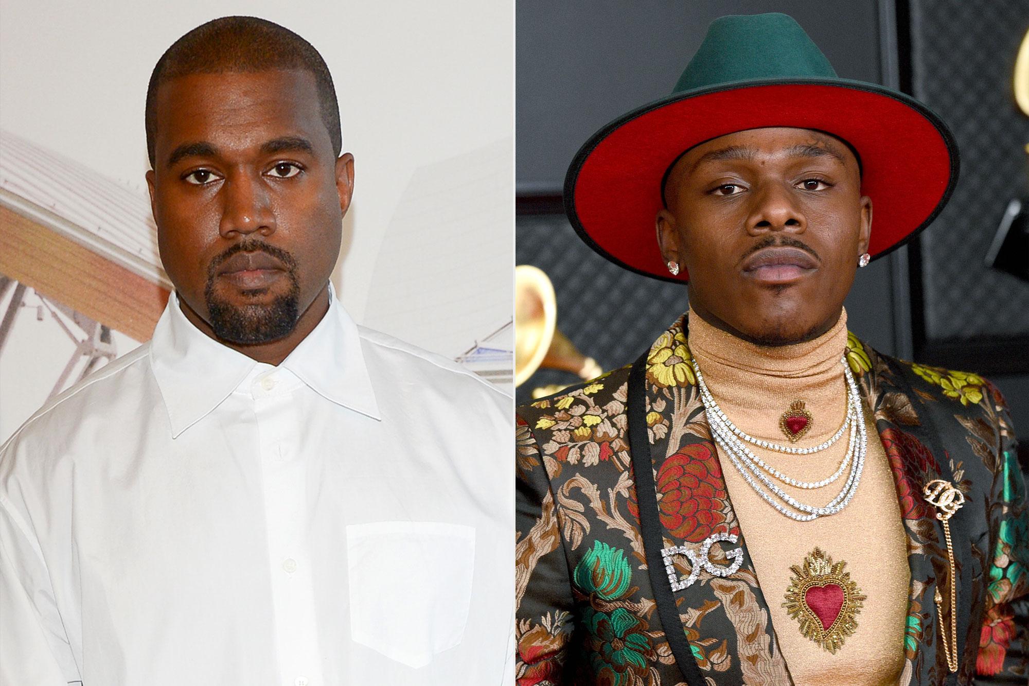 Kanye West; DaBaby
