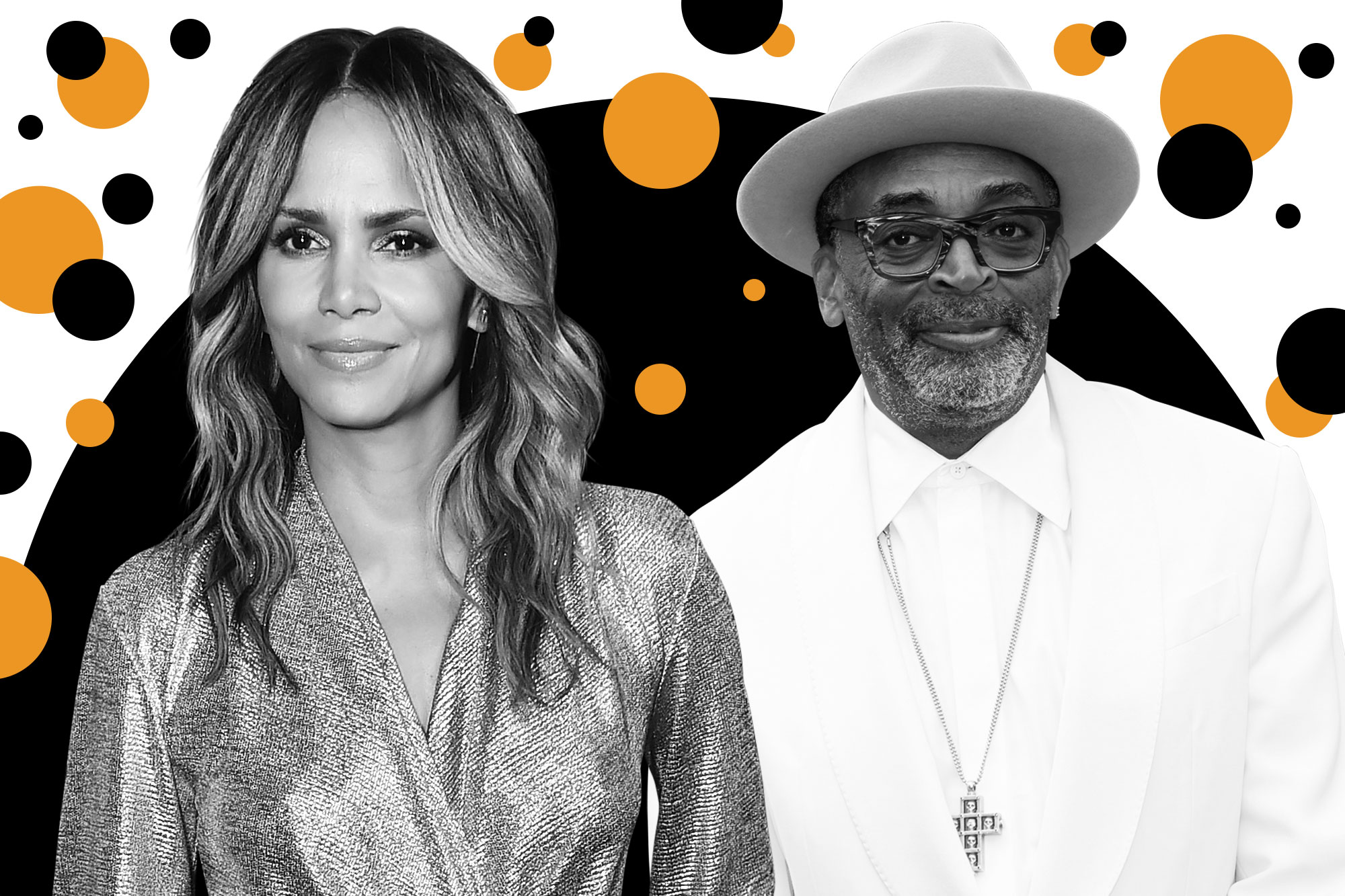 Halle Berry; Spike Lee