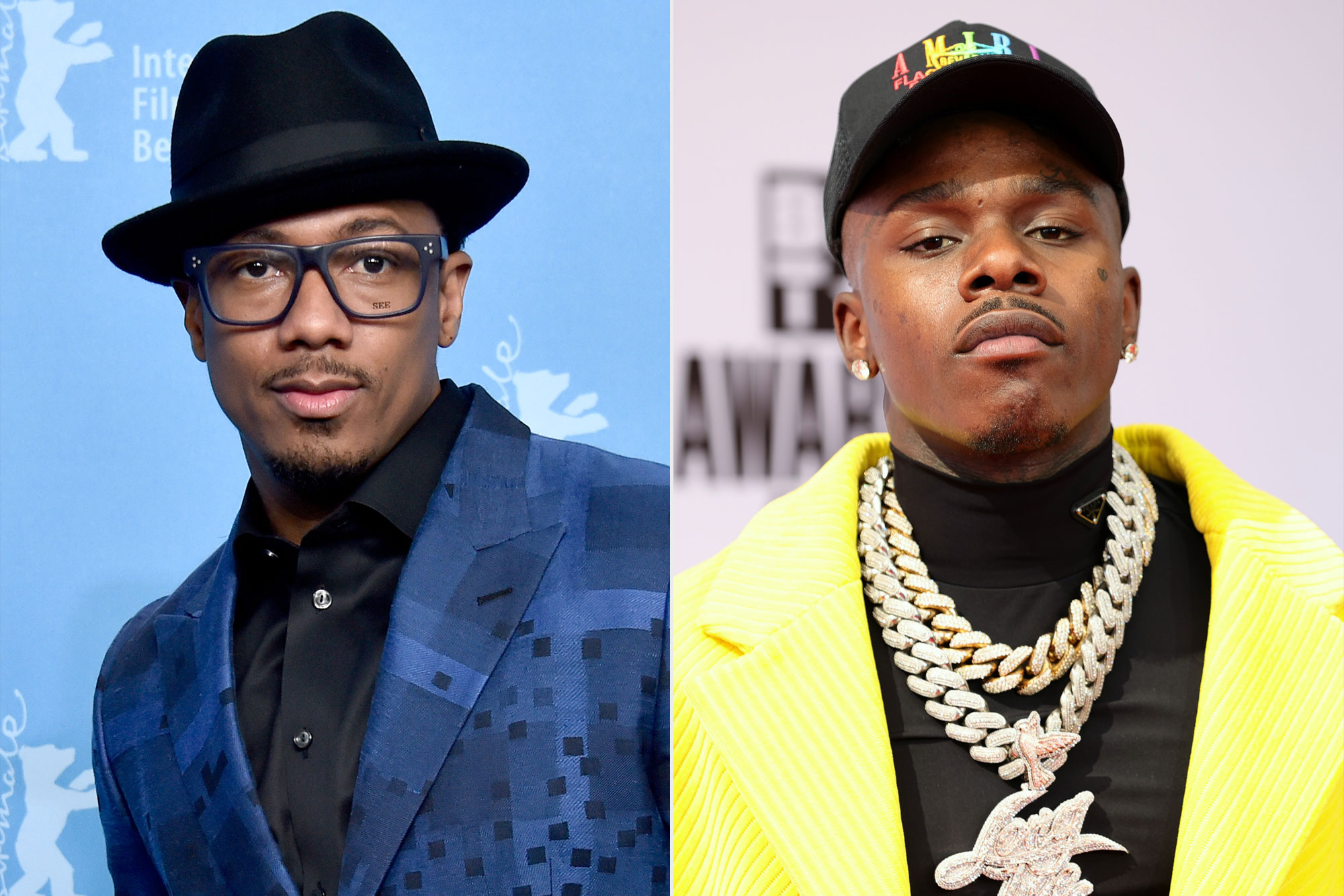 Nick Cannon; DaBaby
