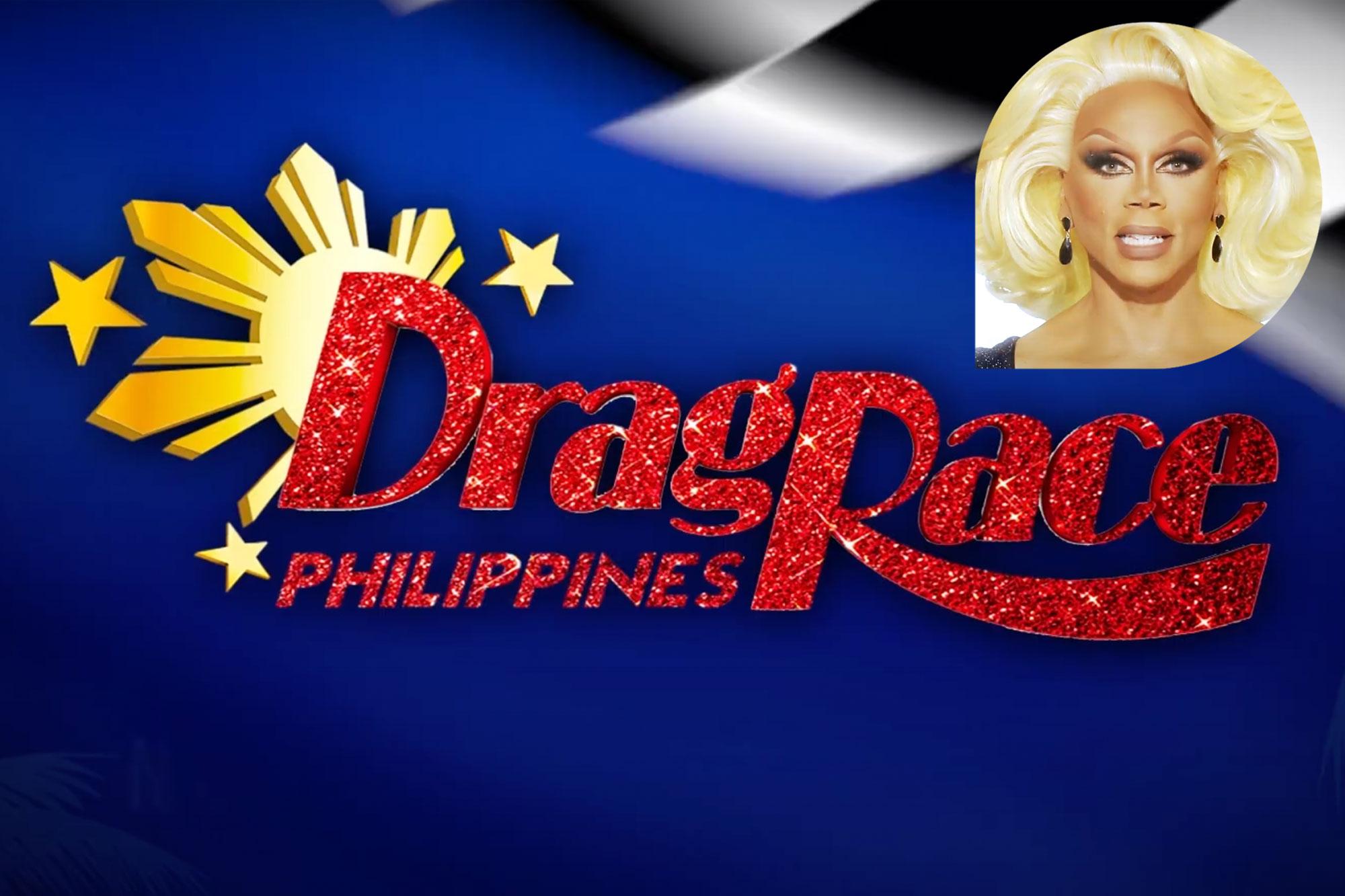 Drag Race Philipines; RuPaul