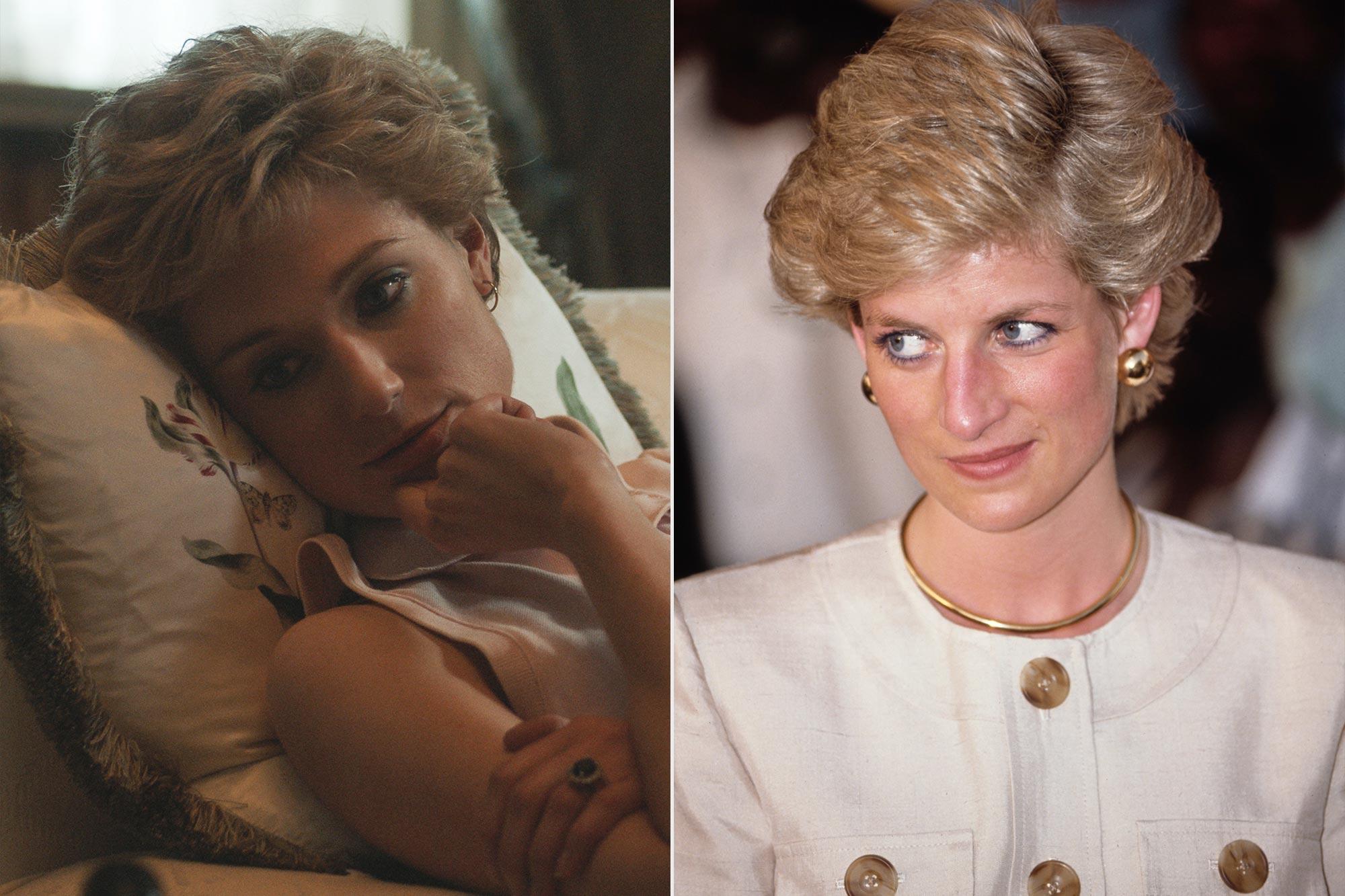The Crown; Princess;Diana