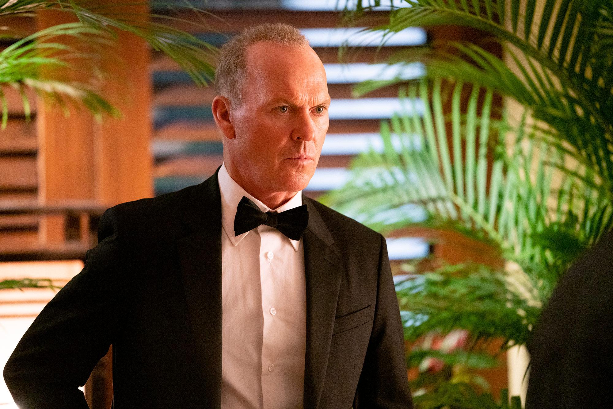 Michael Keaton Role Call- The Protégé
