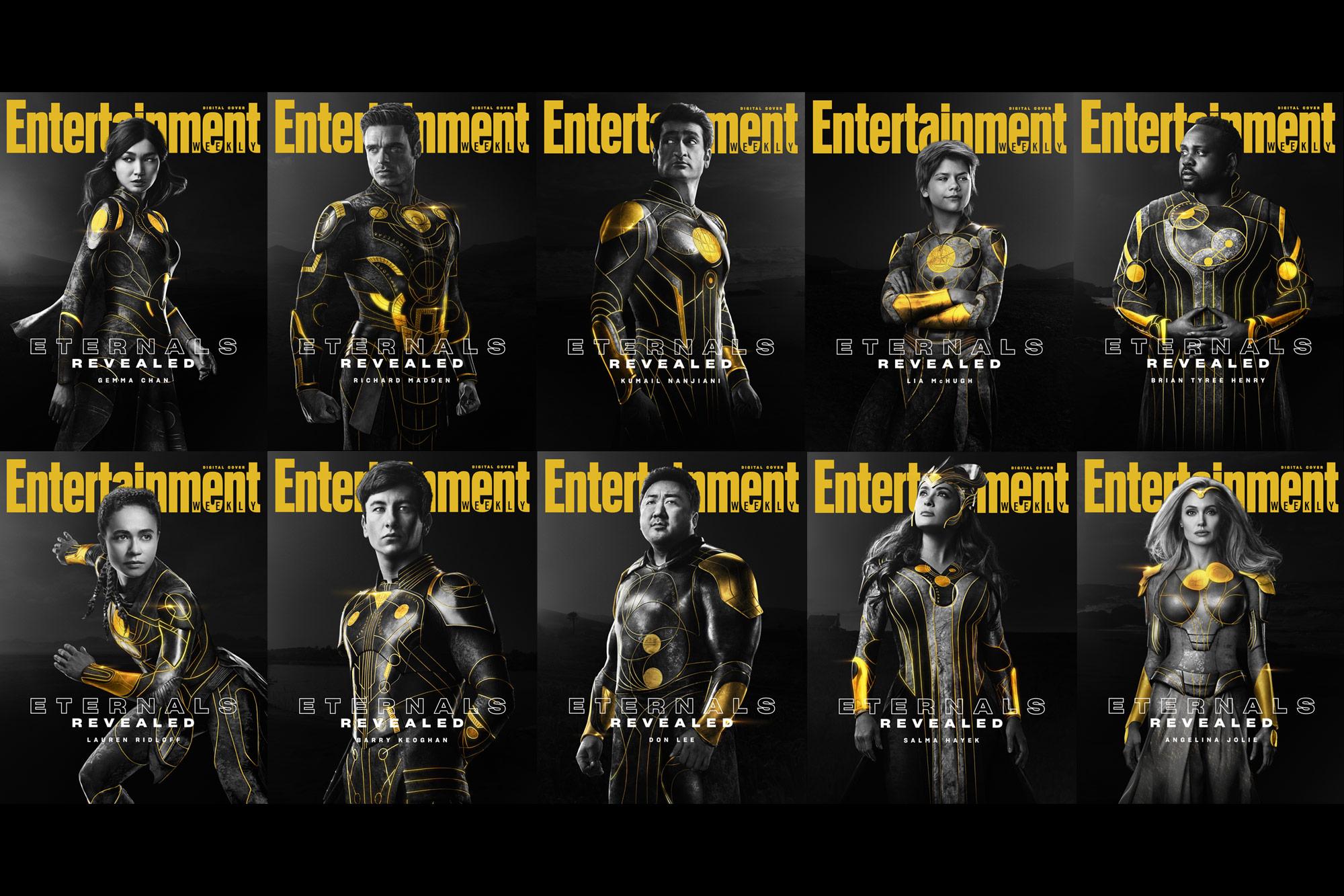 Eternals EW Digital Covers