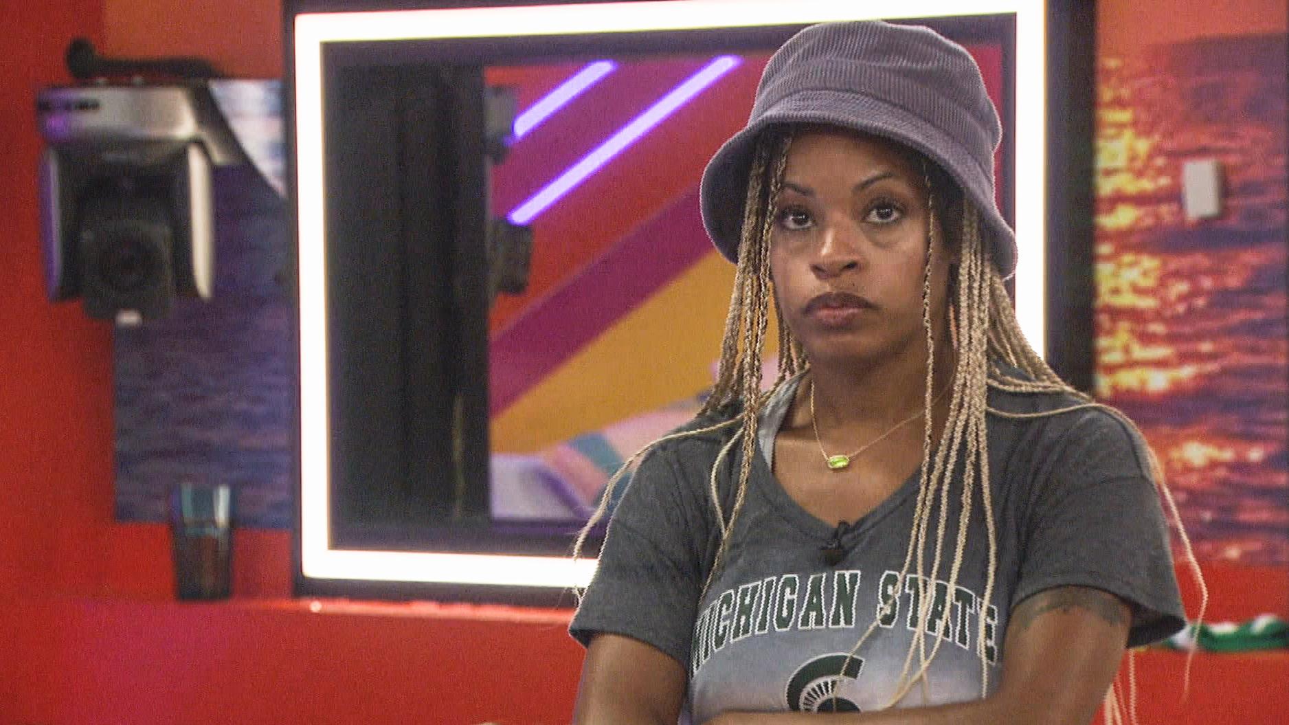 Tiffany Mitchel Big Brother