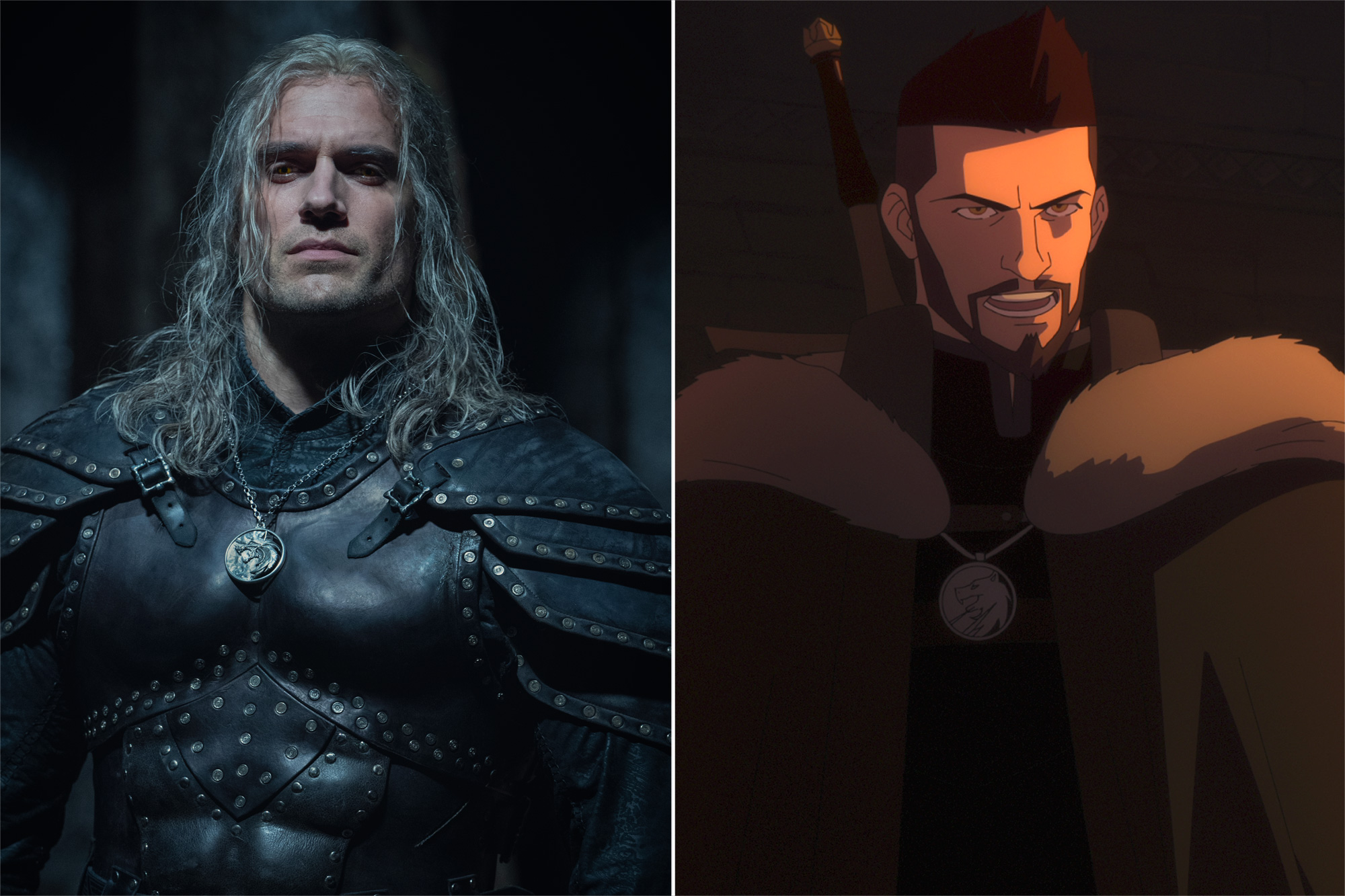 The Witcher, The Witcher: Nightmare of the Wolf