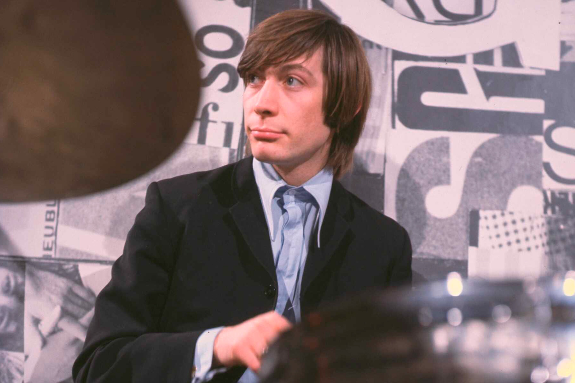 What Charlie Watts meant to the Rolling Stones | EW.com