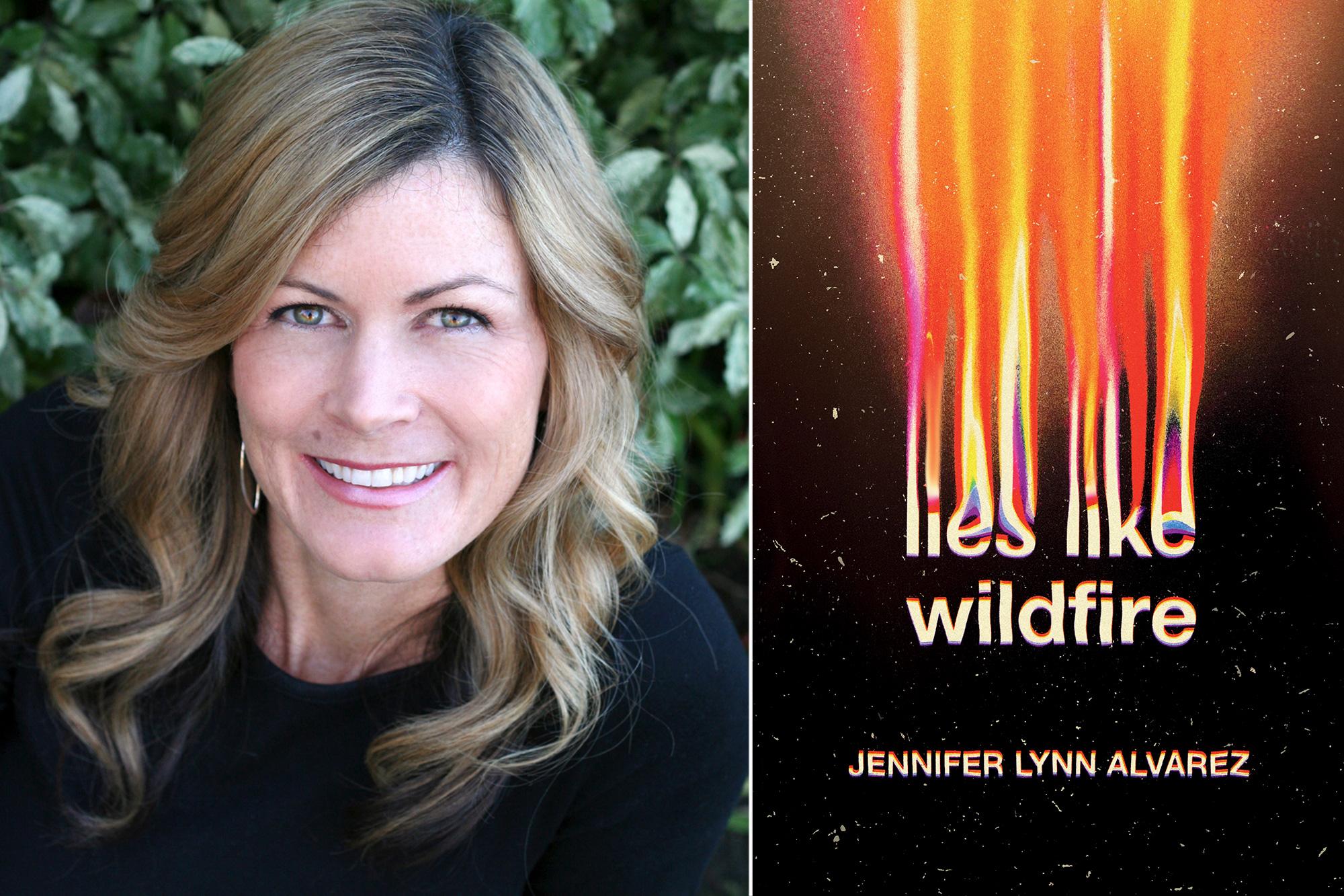 Jennifer Alvarez, Lies Like Wildfire