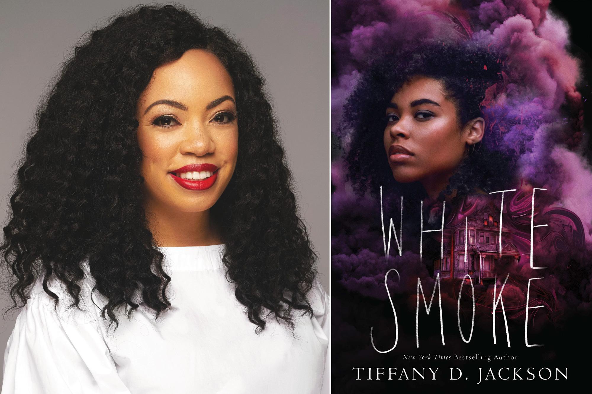 Tiffany D. Jackson, White Smoke