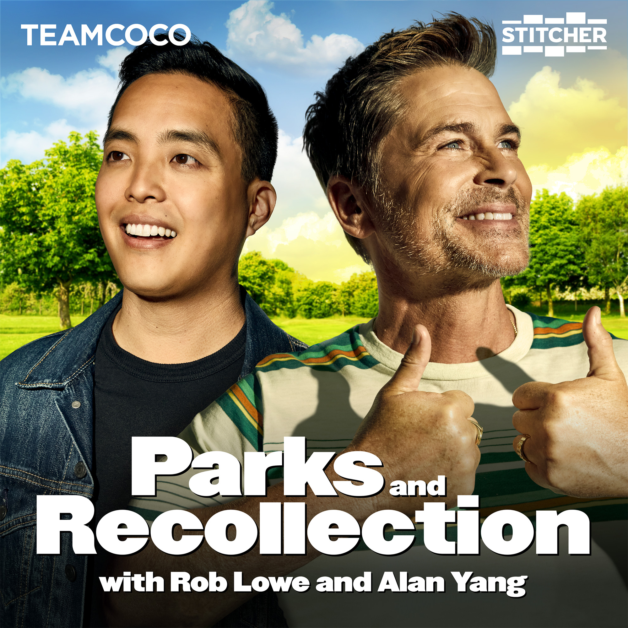 Parks and Recollection podcast
