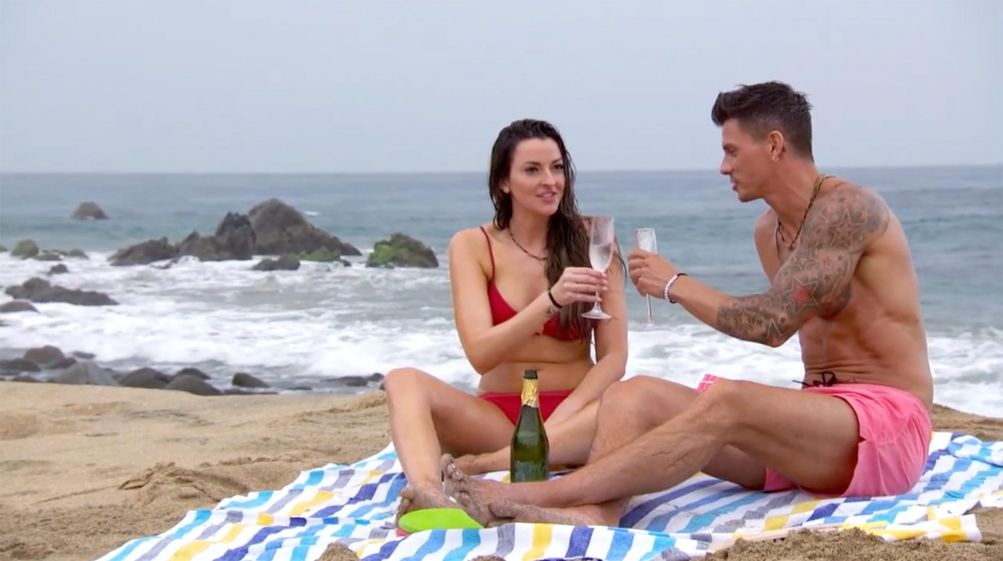 Bachelor in Paradise - Tia and Kenny