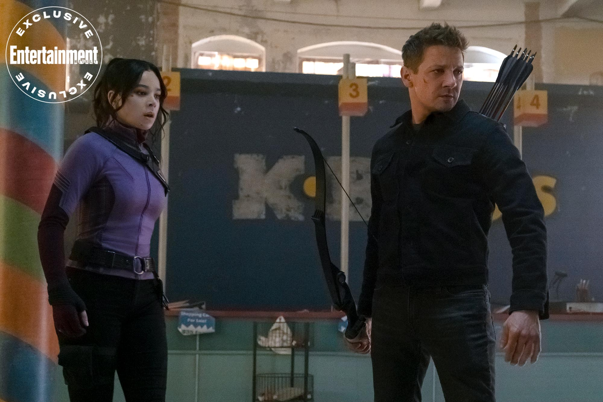 Fall TV Preview- Hawkeye