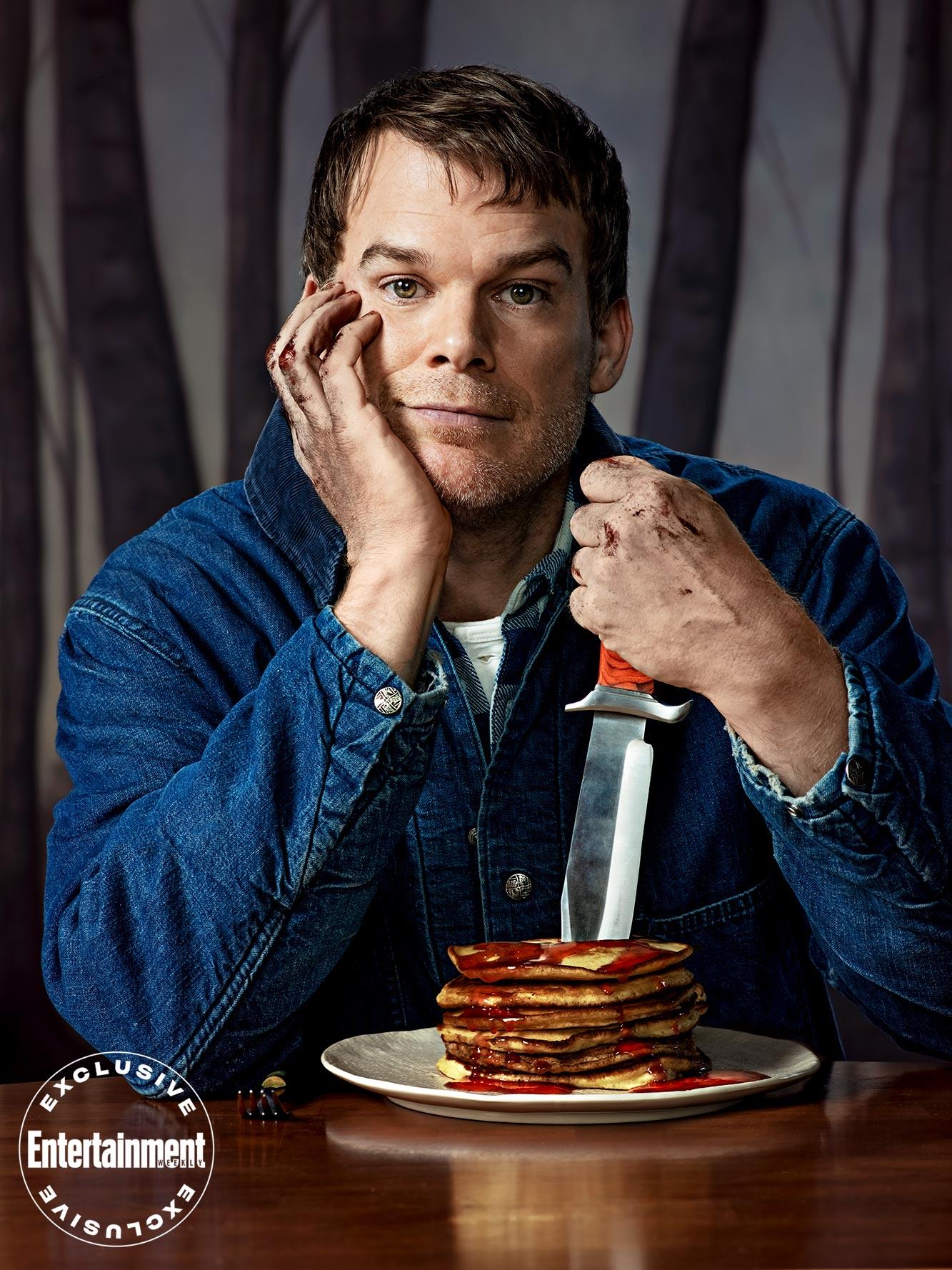 Michael C. Hall as Dexter