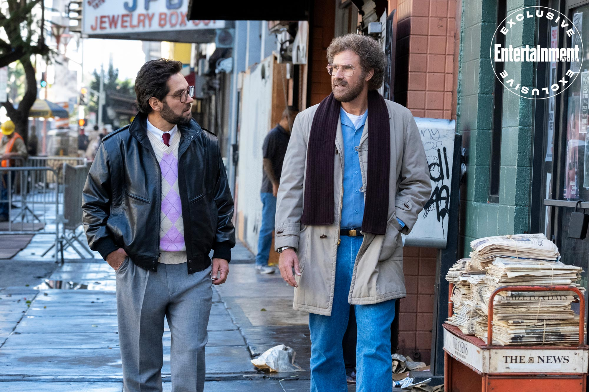 Fall TV Preview - The Shrink Next Door