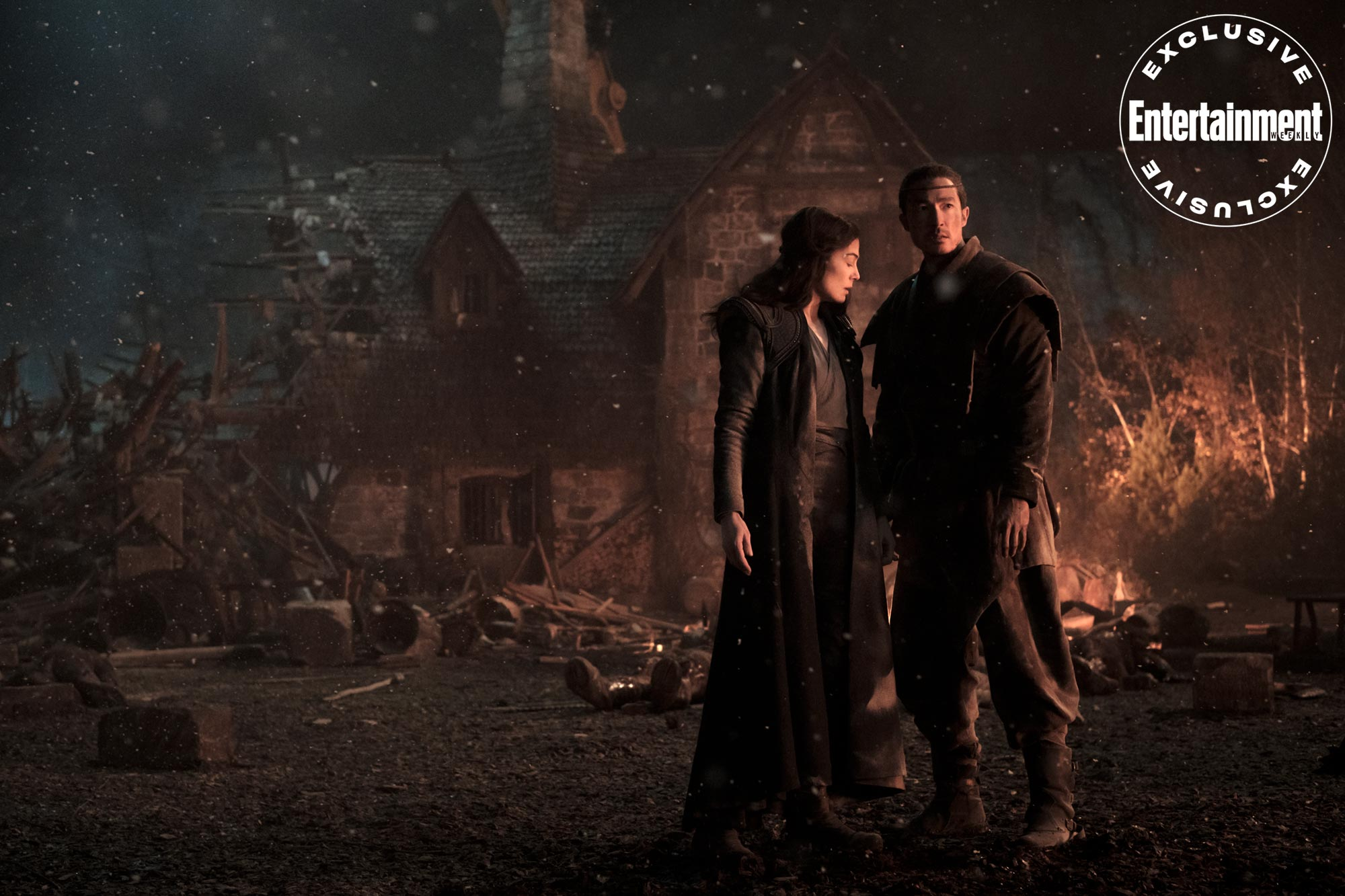 Fall TV Preview- The Wheel of Time