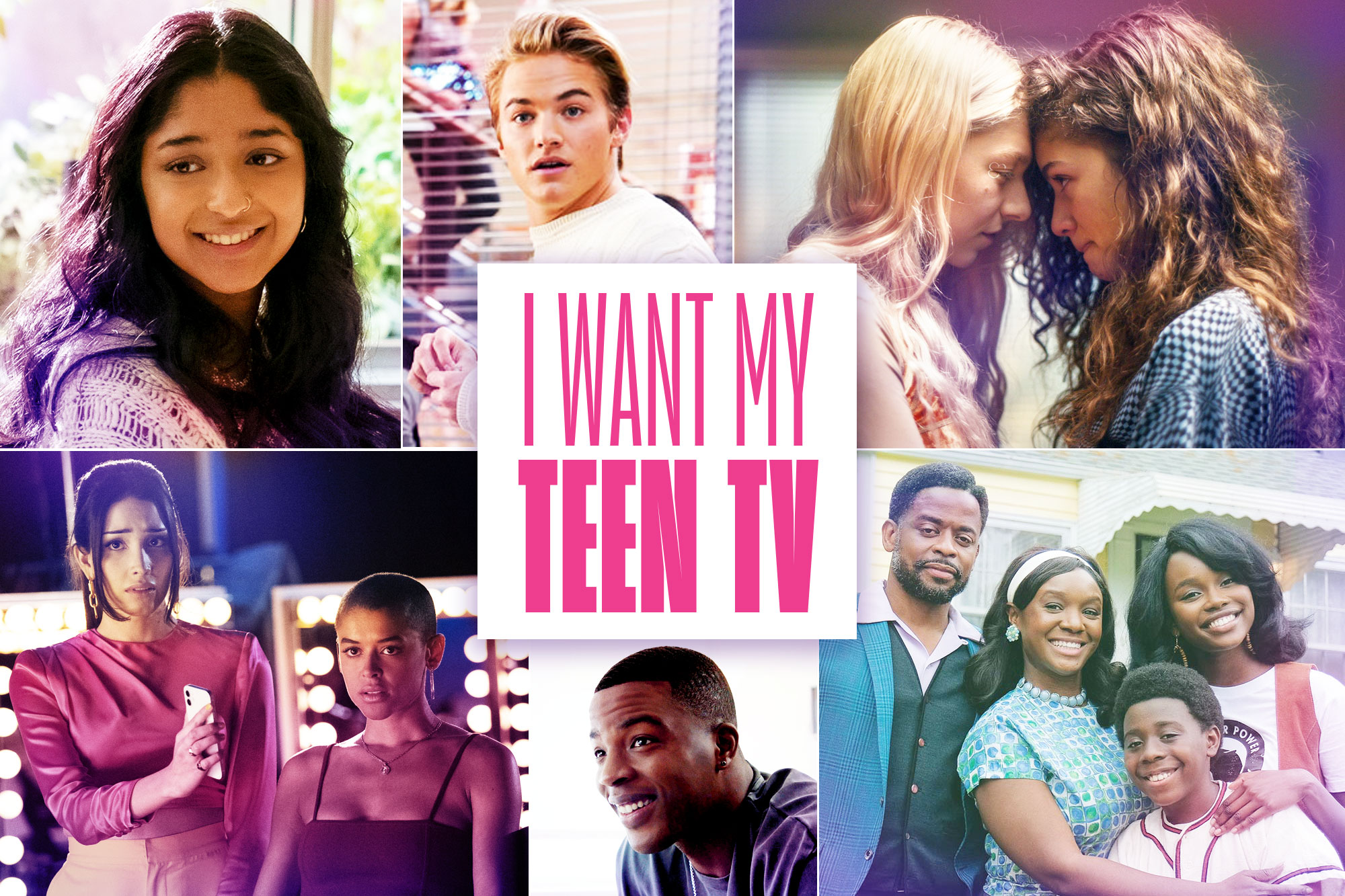 I Want My Teen TV