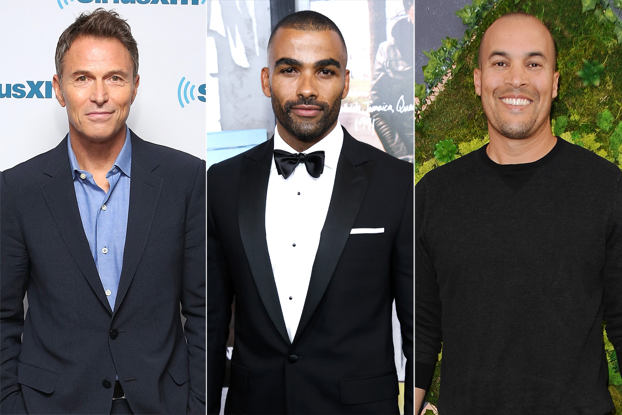 Tim Daly, Toby Sandeman, Coby Bell