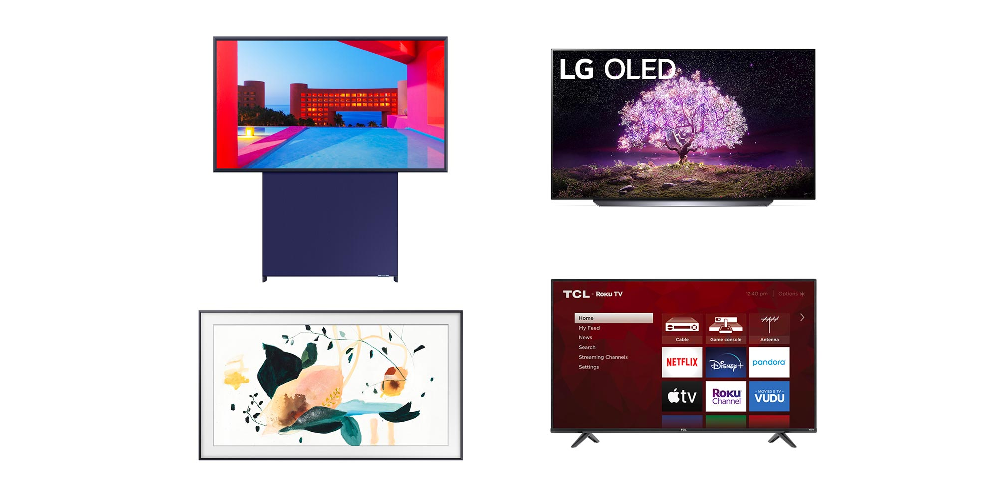 Smart TVs ecomm