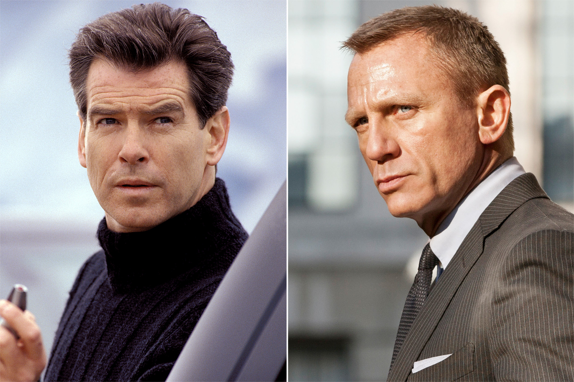 DIE ANOTHER DAY, SKYFALL