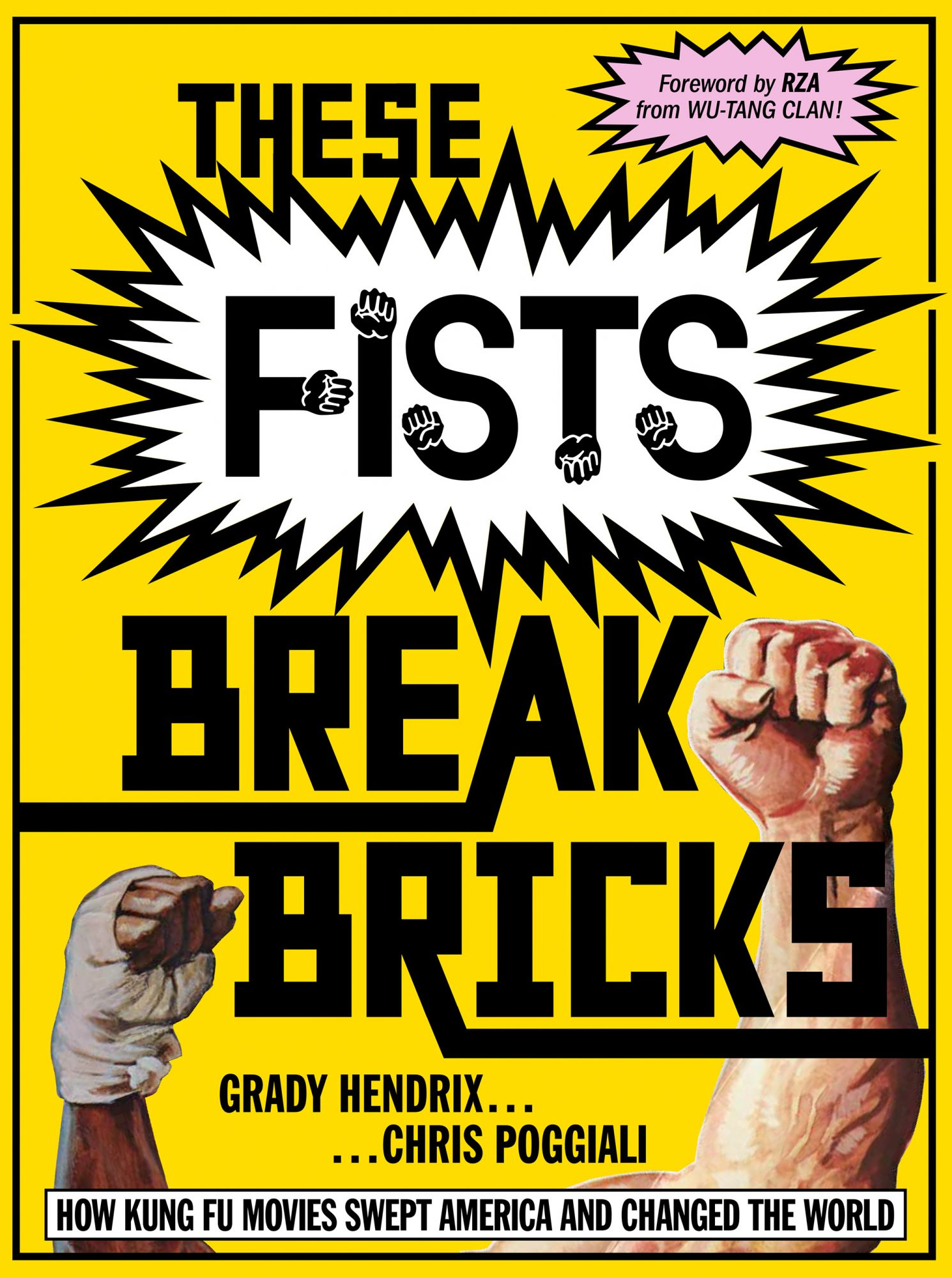 These Fists Break Bricks Cover