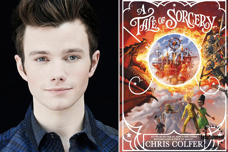 Chris Colfer; A Tale of Sorcery