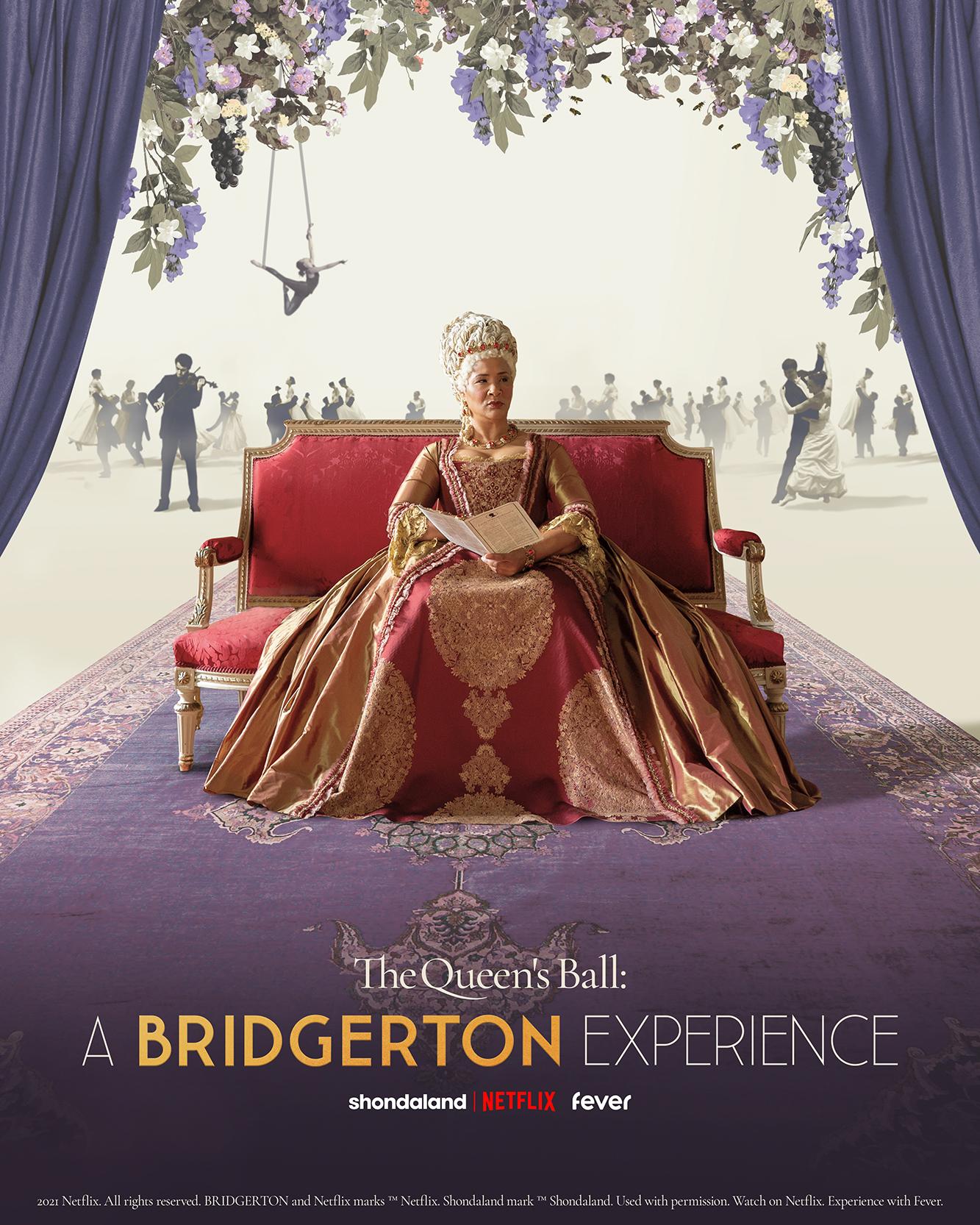 The Queen's Ball: A Bridgerton Experience