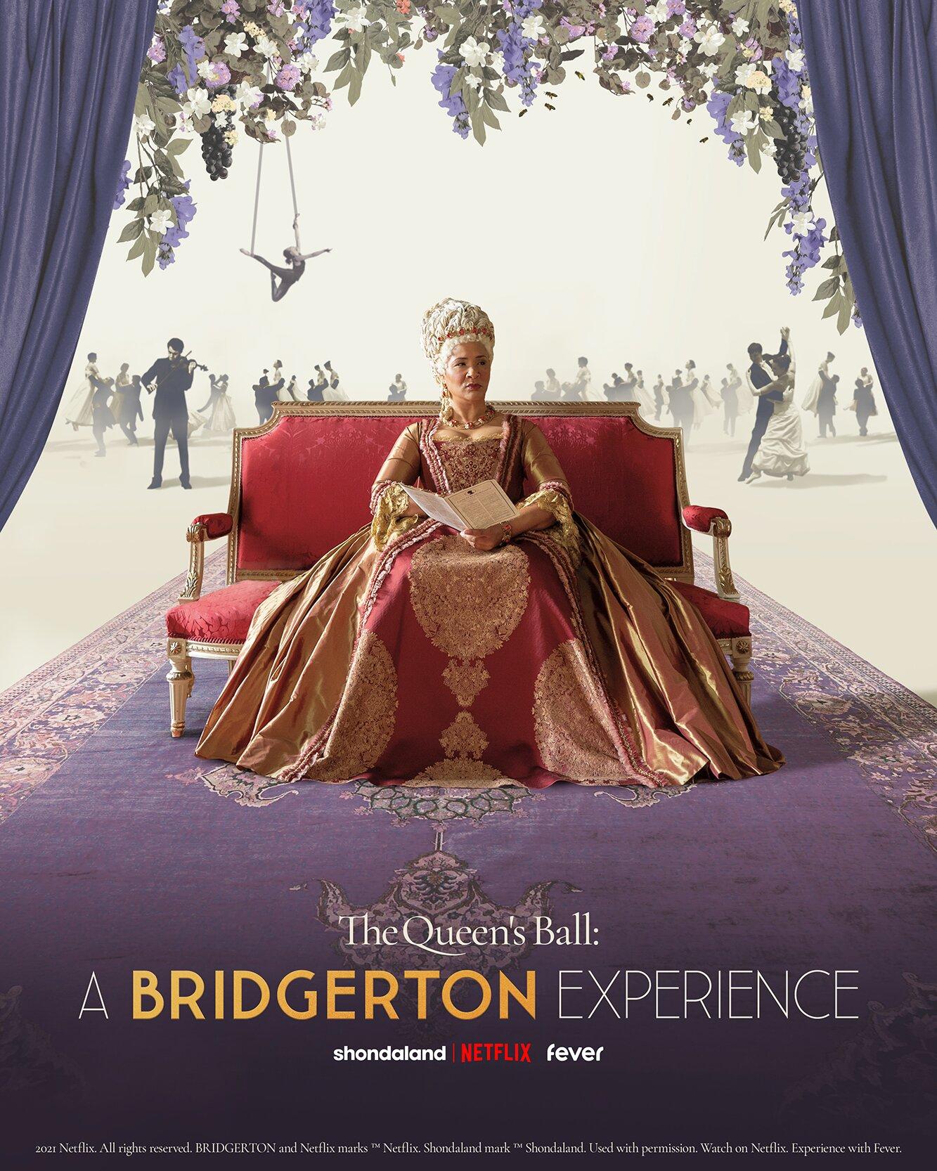 Il ballo della regina: un'esperienza Bridgerton