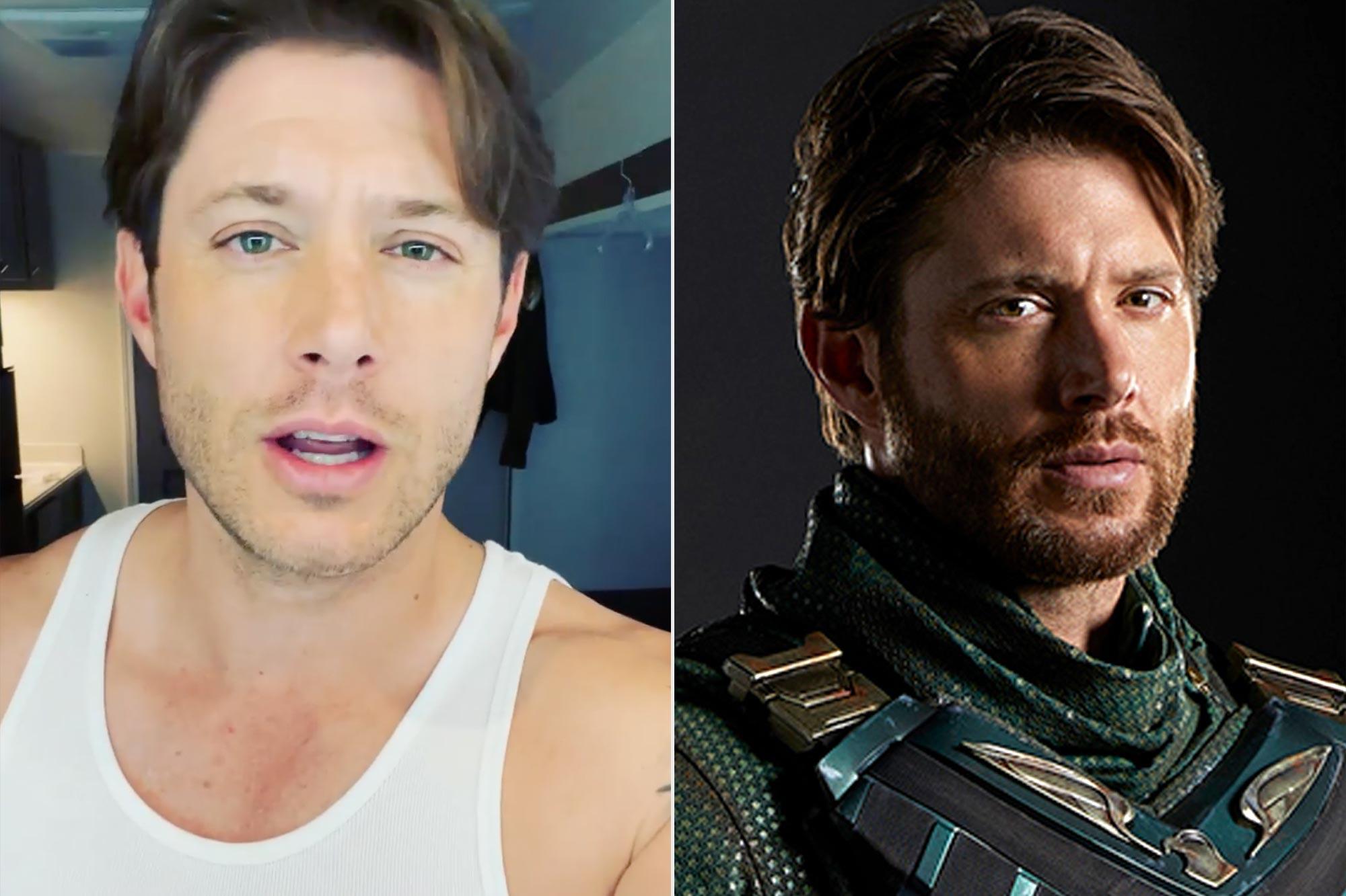 The Boys Season 3 Jensen Ackles