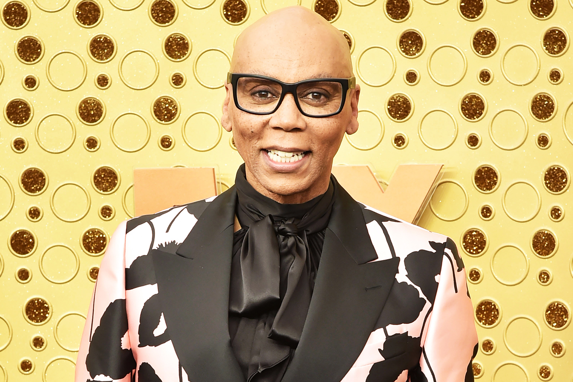RuPaul attends the 71st Emmy Awards at Microsoft Theater on September 22, 2019 in Los Angeles, California.