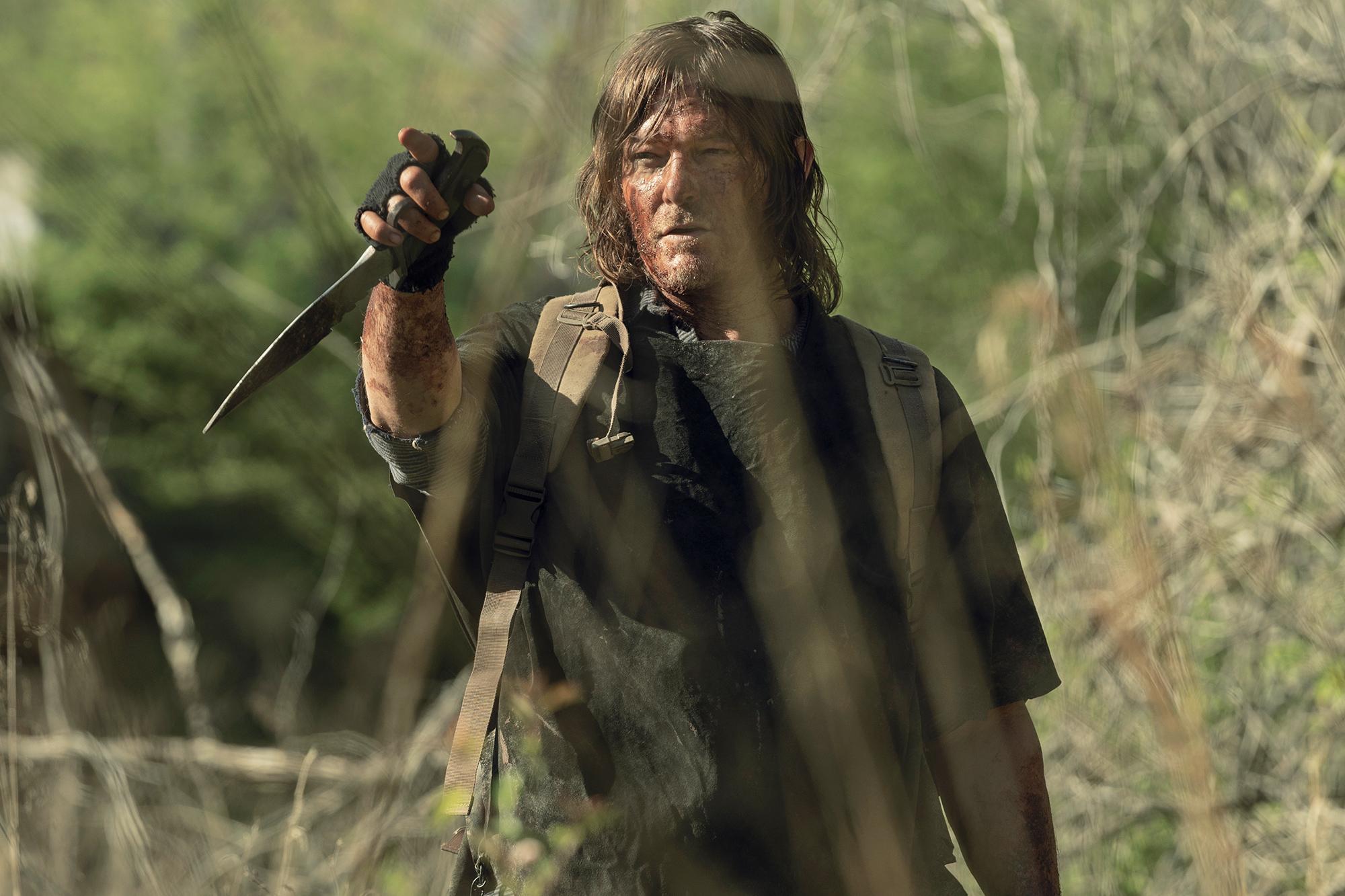 Norman Reedus as Daryl Dixon The Walking Dead Season 11, Episode 4