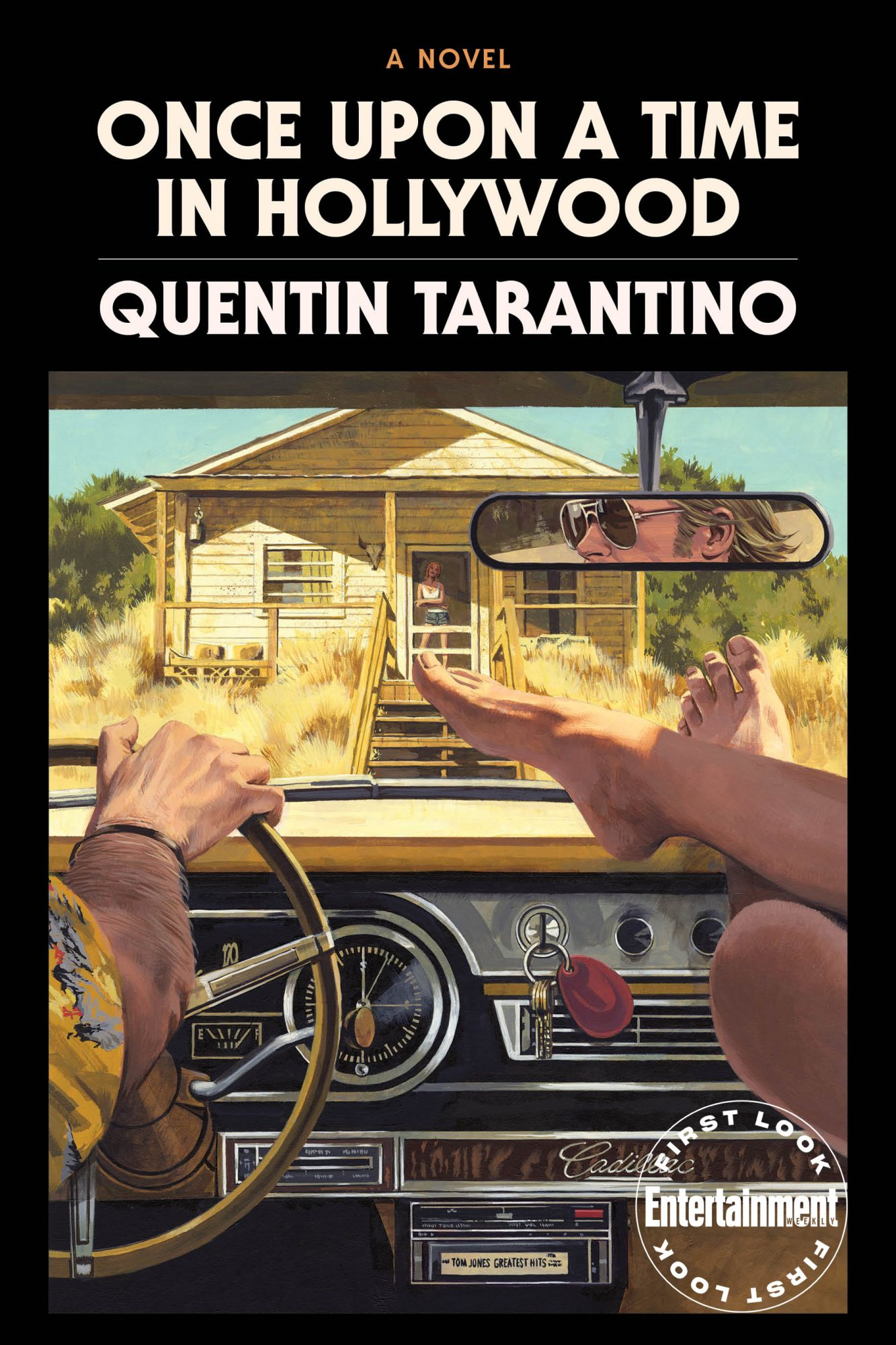 Once Upon a Time in Hollywood - A Novel