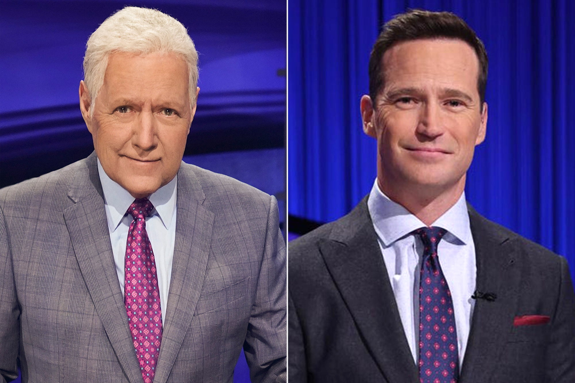 Jeopardy Alex Trebek, Mike Richards