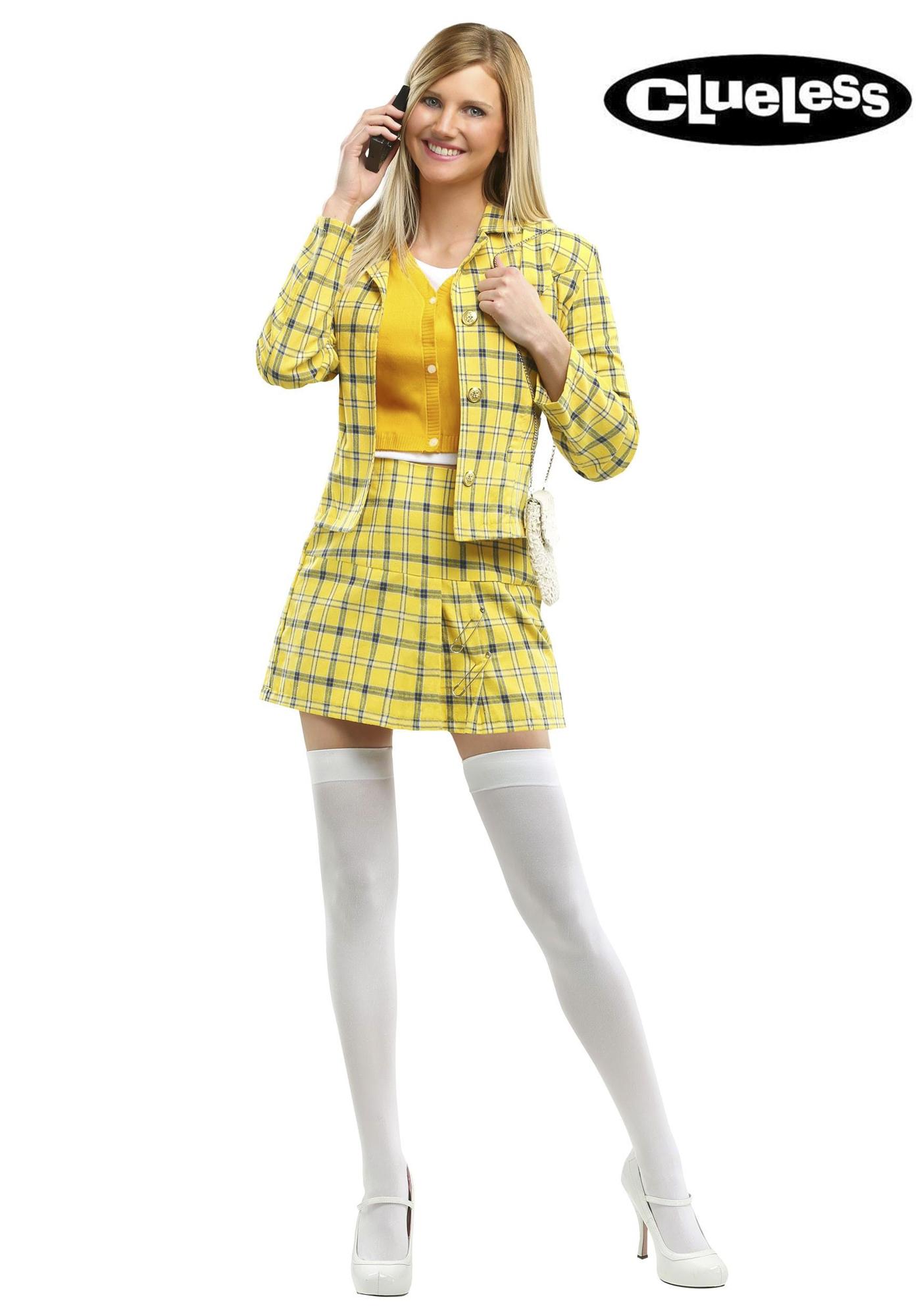 Clueless Cher Women's Costume