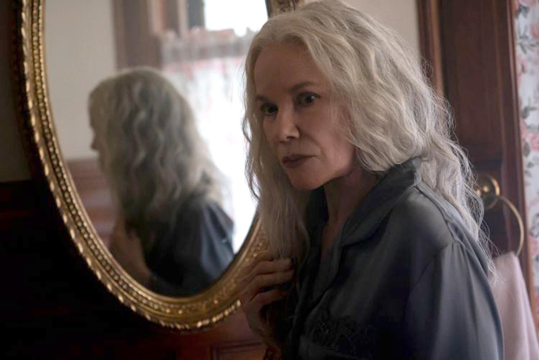 Barbara Hershey Stars in The Manor