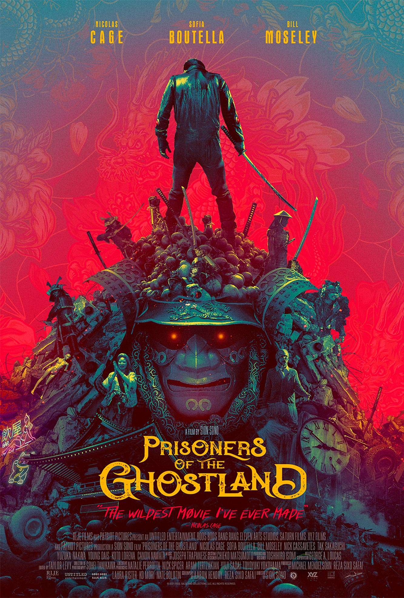 Prisoners of Ghostland