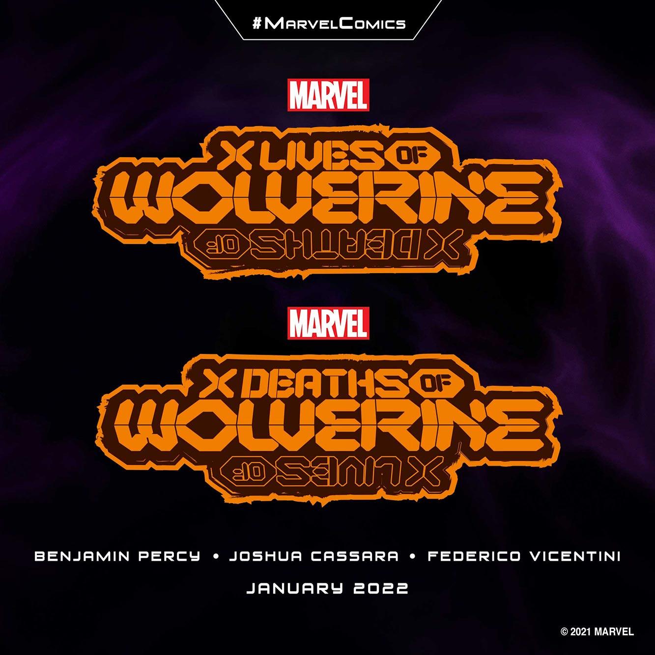 Wolverine CR: Marvel Comics