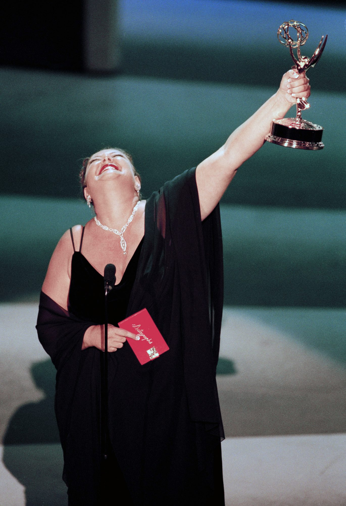 Camryn Manheim during the 50th Annual Primetime Emmy Awards