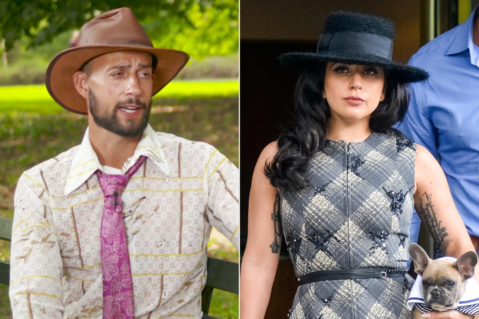 Ryan Fischer; Lady Gaga