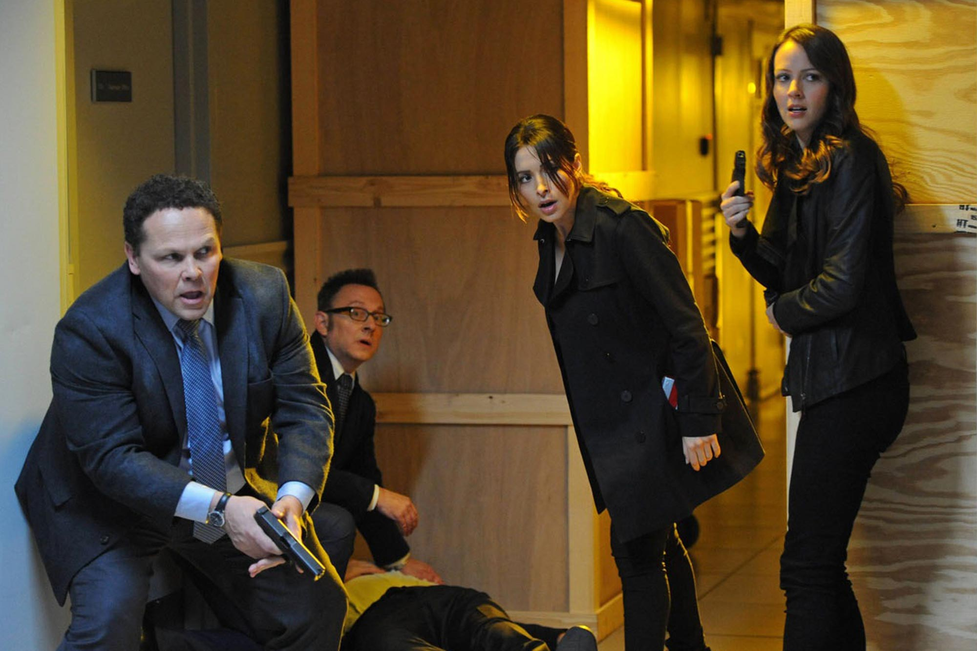 Person of Interest If Then Else