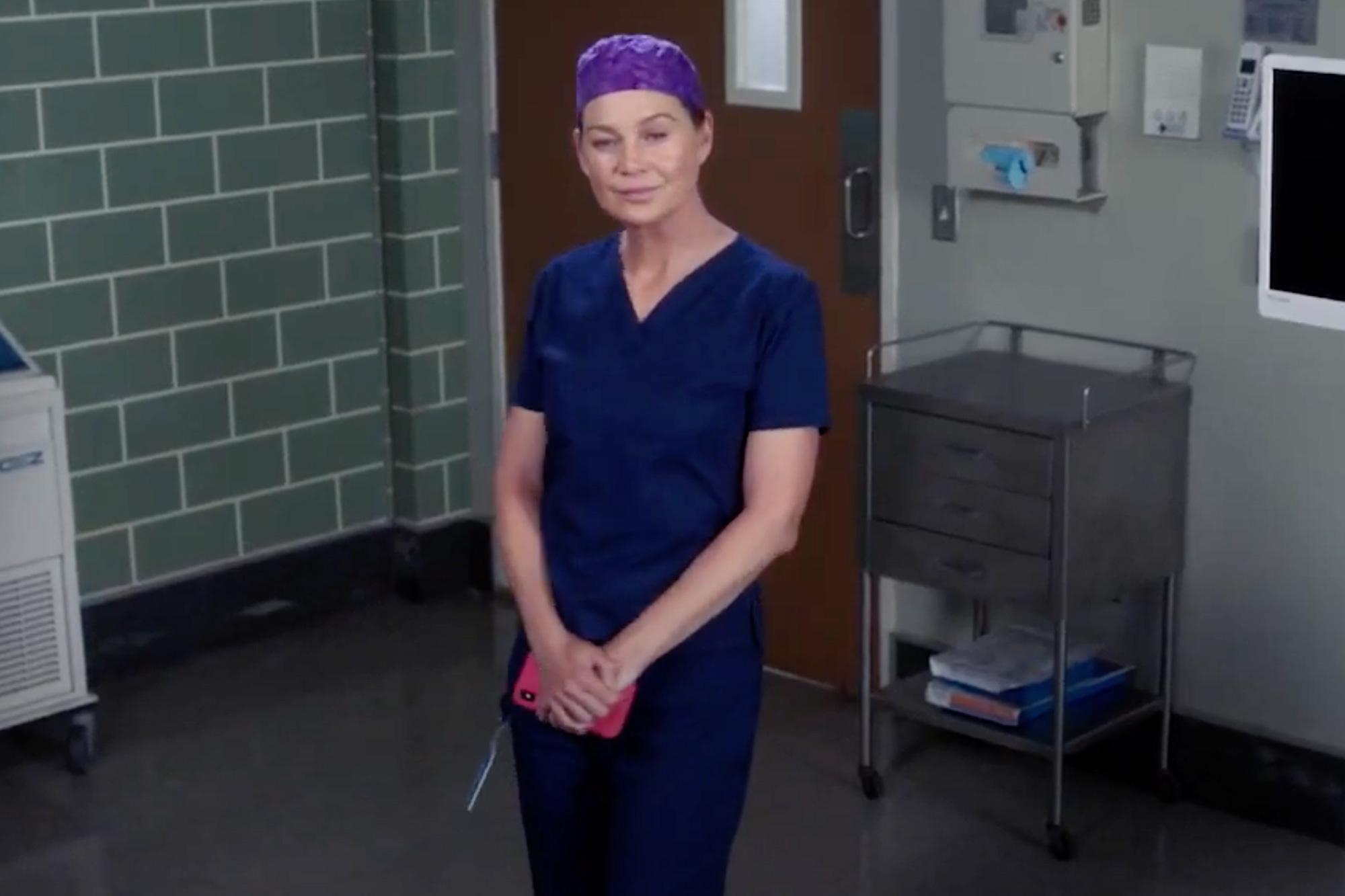 Grey's Anatomy/Station 19 crossover