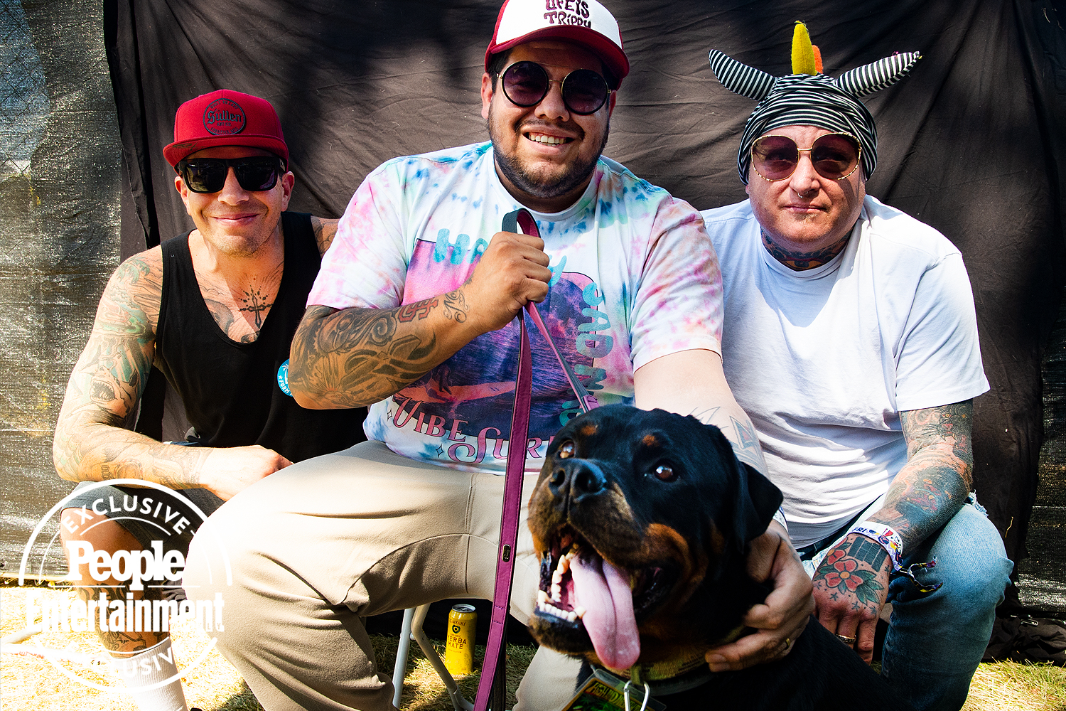 Sublime with Rome photographed at Riot Fest 2021
