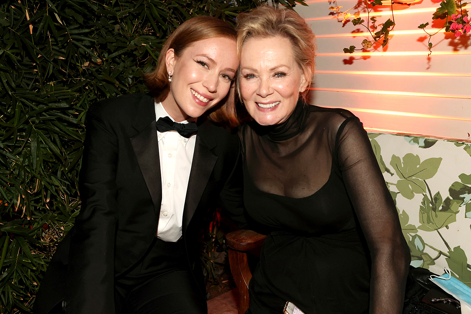 Hannah Einbinder and Jean Smart attend the HBO/ HBO Max Post Emmys Reception