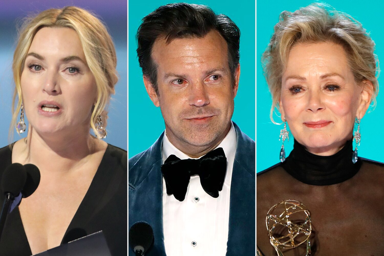 Kate Winslet, Jason Sudeikis, Jean Smart