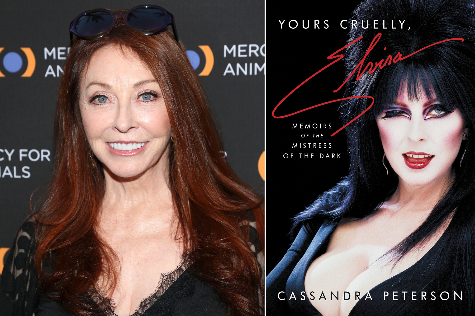 Cassandra Peterson, Yours Cruelly, Elvira: Memoirs of the Mistress of the Dark