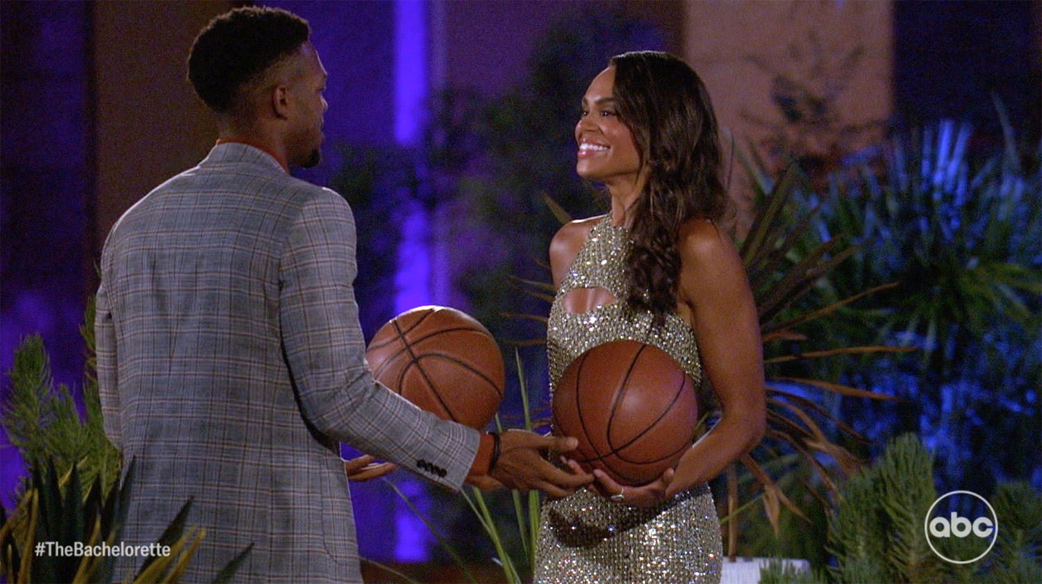 Michelle Young on The Bachelorette