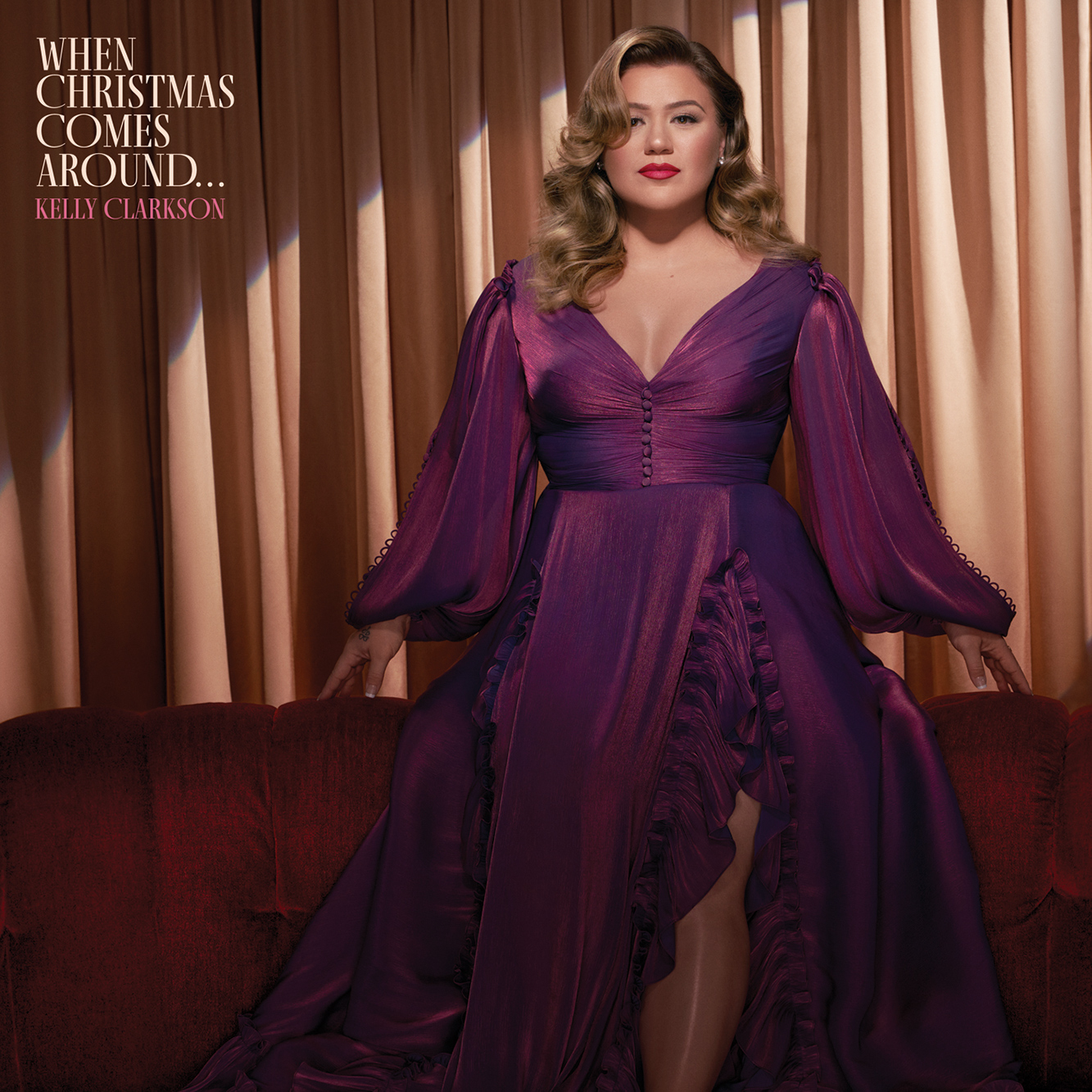 When Christmas Comes Around by Kelly Clarkson