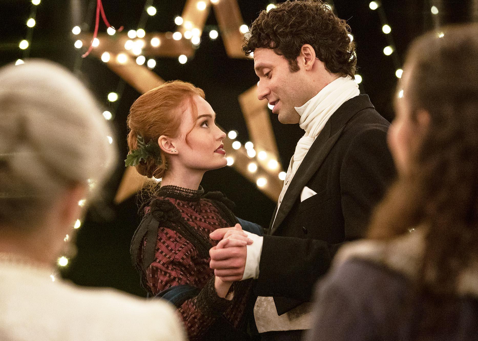 2021 Lifetime Christmas Movies A Christmas Village Romance