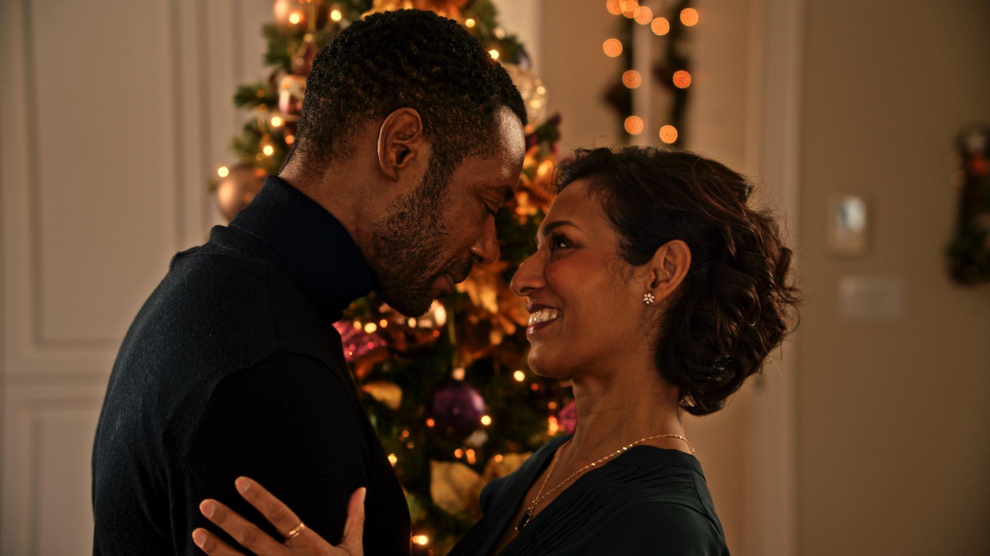 2021 Lifetime Christmas Movies Baking Spirits Bright